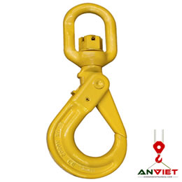 Móc cẩu xoay khóa an toàn 2 tấn GL8006-02